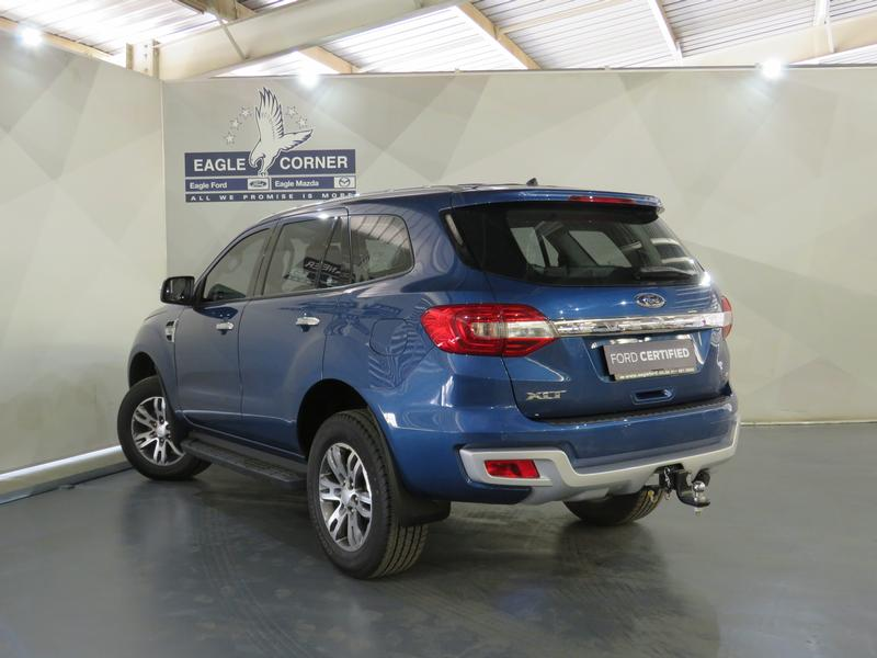Ford Everest 3.2 Tdci Xlt 4X4 At Image 20