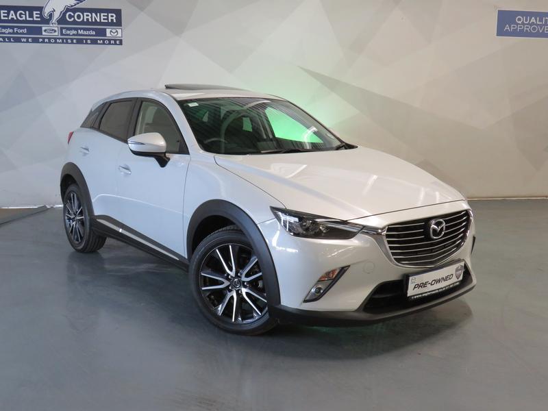 Mazda CX-3 2.0 Individual At