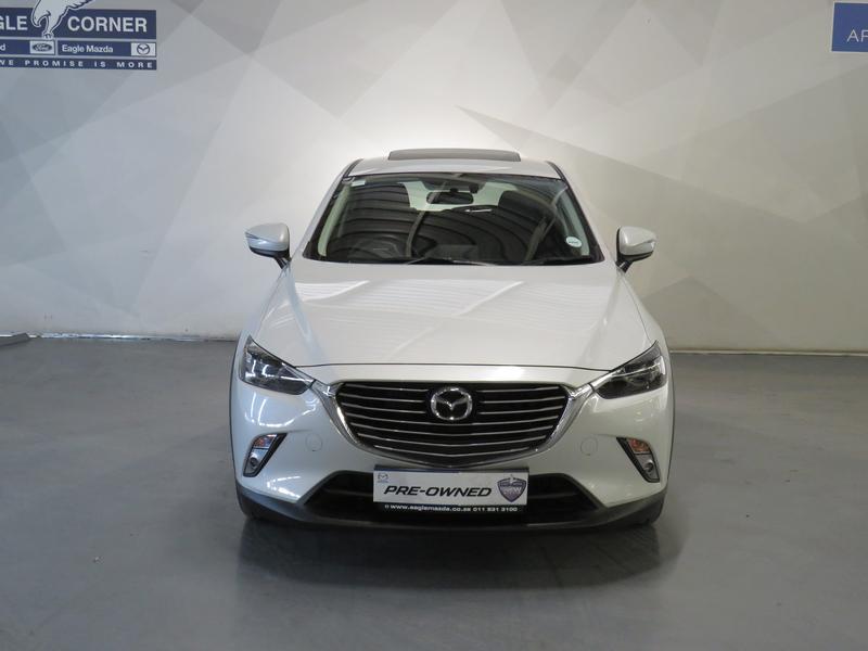 Mazda CX-3 2.0 Individual At Image 16