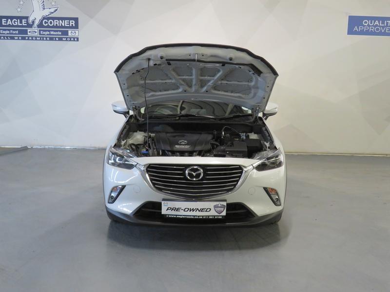Mazda CX-3 2.0 Individual At Image 17