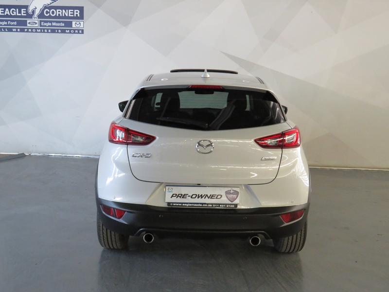 Mazda CX-3 2.0 Individual At Image 18
