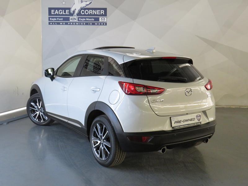Mazda CX-3 2.0 Individual At Image 20