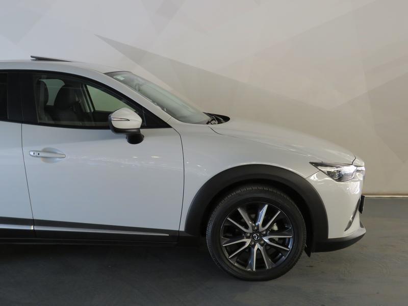 Mazda CX-3 2.0 Individual At Image 4