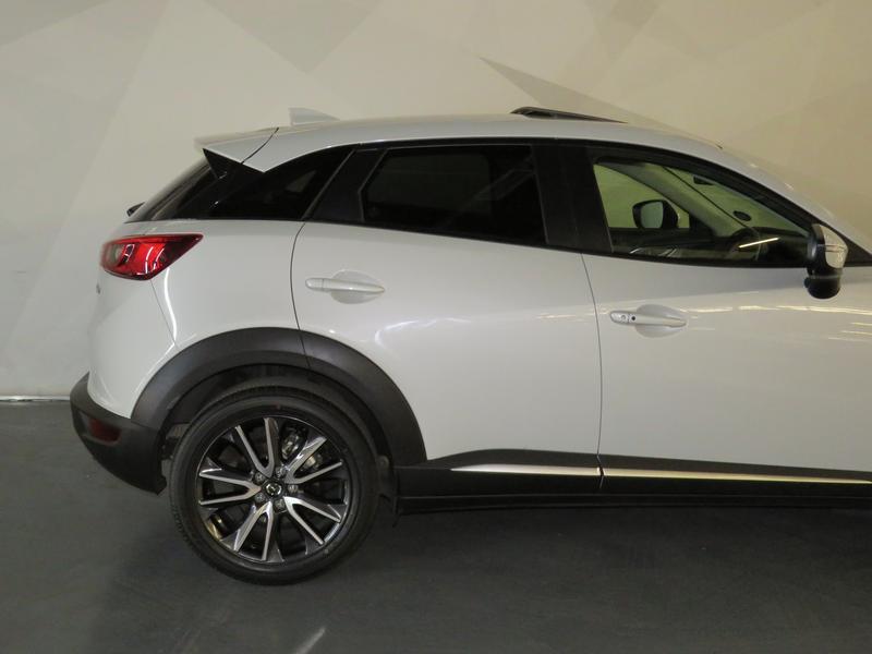 Mazda CX-3 2.0 Individual At Image 5