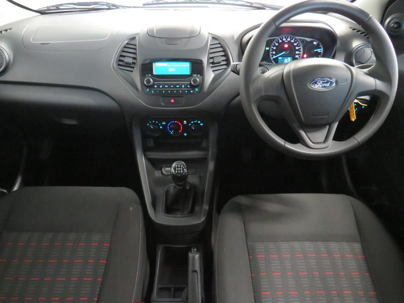 Ford Figo 1.5 Tivct Ambiente 5-Door Image 12