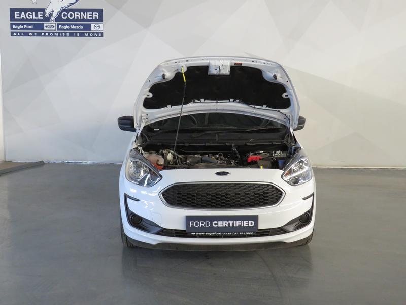 Ford Figo 1.5 Tivct Ambiente 5-Door Image 16