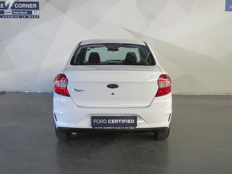 Ford Figo 1.5 Tivct Ambiente 5-Door Image 17