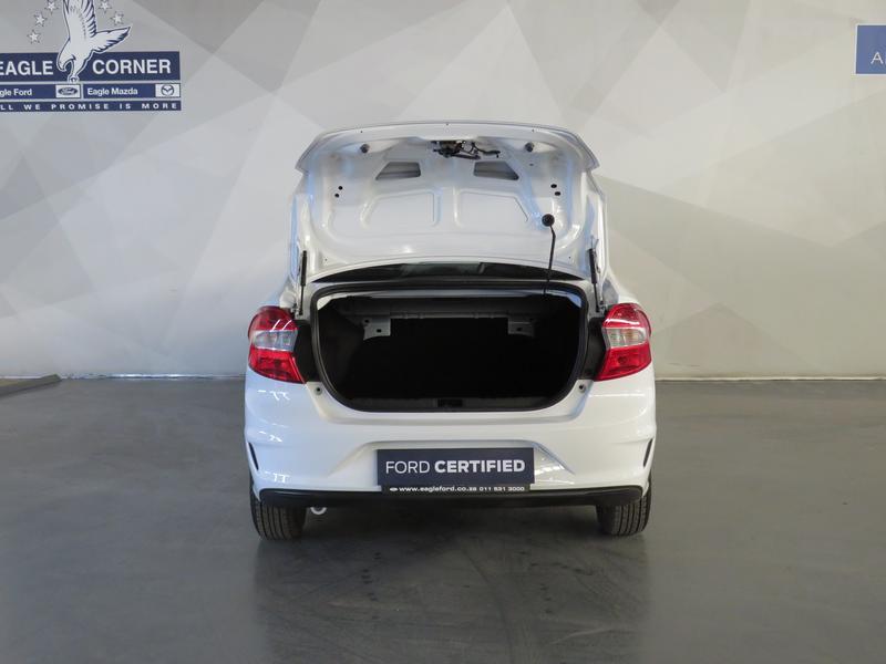 Ford Figo 1.5 Tivct Ambiente 5-Door Image 18